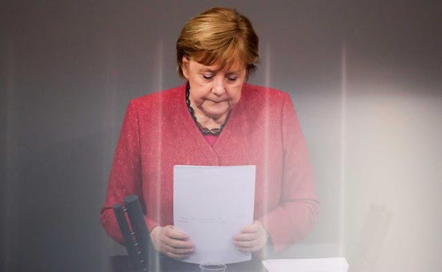 Η Γερμανία σε αυστηρό lockdown – Κλείνει τα πάντα η Μέρκελ