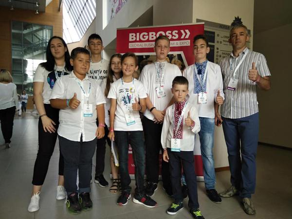 kids startup world cup championship