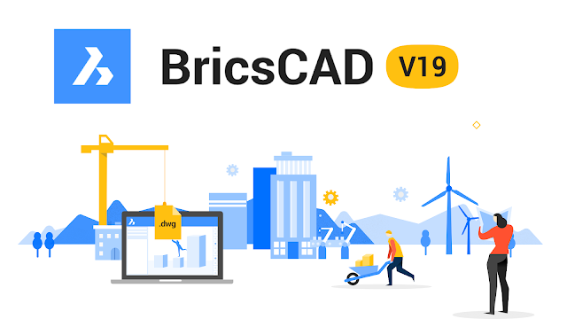 Download BricsCAD v19 Full