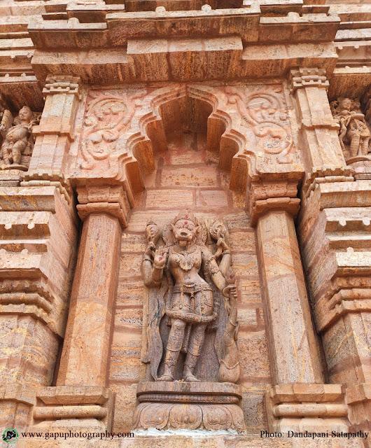 Side Idols of Taratarini Temple, Odisha