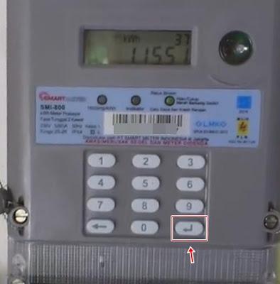Tutorial Memasukan Token PLN ke Meteran Listrik