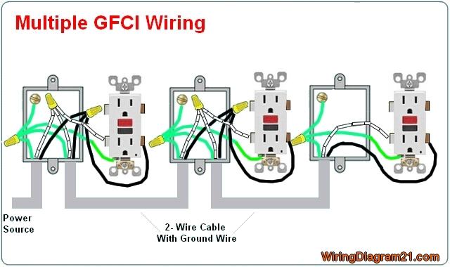 gfci electrical schematic wiring diagram 12v wiring diagram