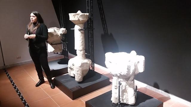 I giganti di Mont'e prama-Museo civico di Cabras