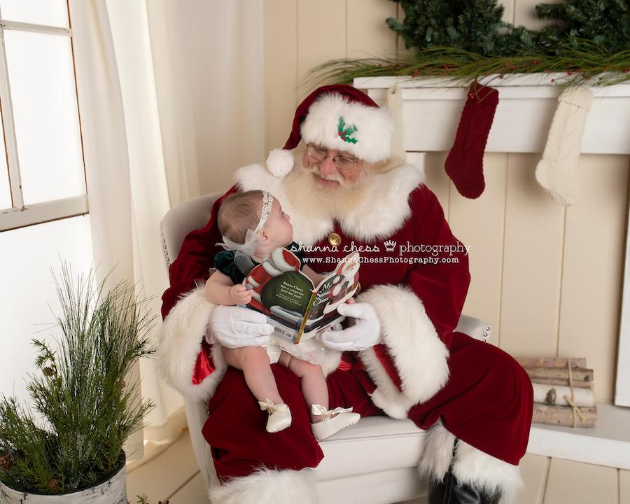 eugene oregon baby christmas photographer