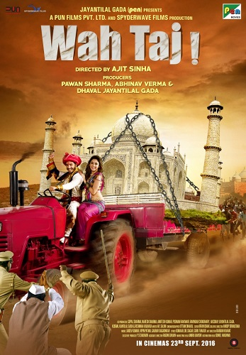 Wah Taj Full Movie Download (2016) Full HD AVI & MP4