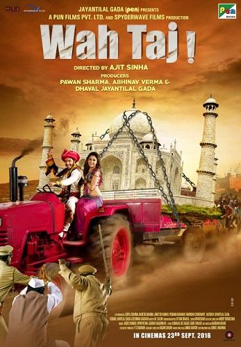 Wah Taj Full Movie Download (2016) Full HD AVI & MP4