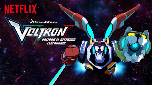 VOLTRON: El Defensor Legendario, Season 2 (2017) (Web-Rip) (720P) (Latino) (13/13) x265         |          TUSTOONS