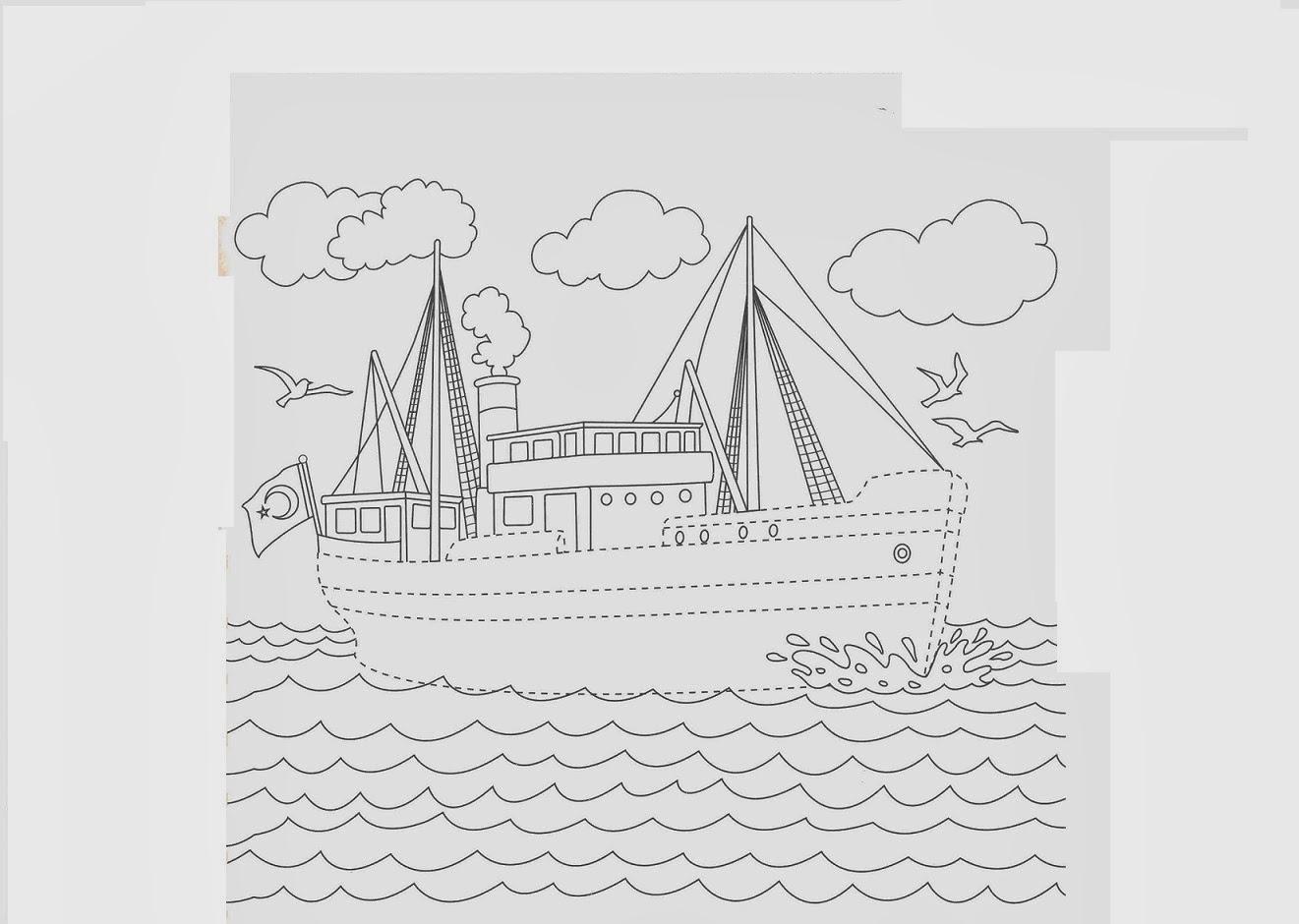 En Iyi 100 Okul öncesi 19 Mays Boyama Yazdırılabilir Boyama Sayfaları