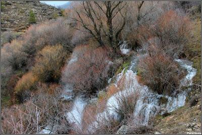 Río Júcar por encima del Molino De La Chorrera