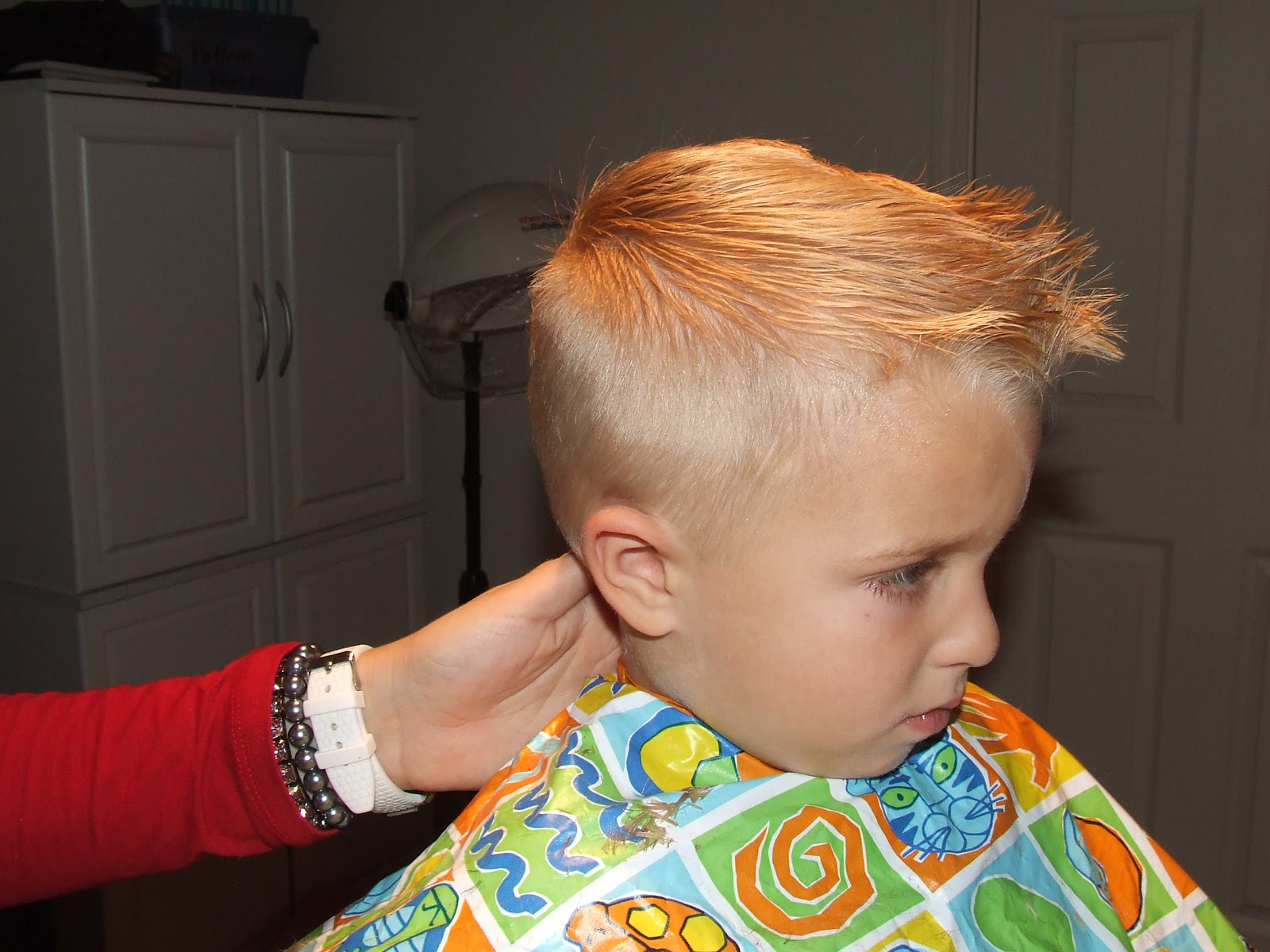 boy hair cutting games 2012