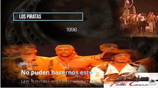 """🔝Pasodoble """"No pueden hacernos esto"""" con LETRA 🏴☠️ Comparsa """"Los Piratas"""" (1998)"""