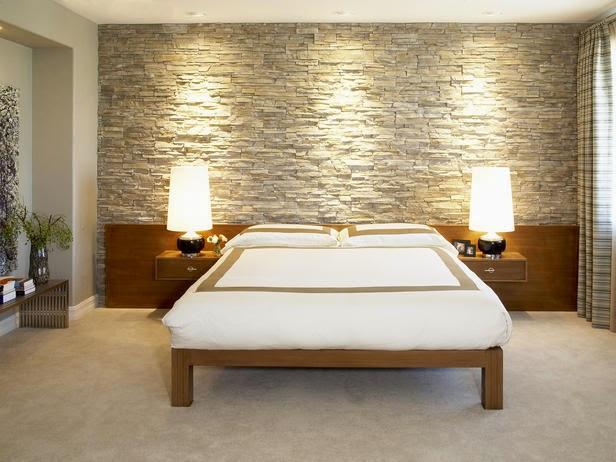 Decora Hogar Decoracion De Interiores En Piedra Video Tutorial - Decoracion-con-piedras-en-interiores