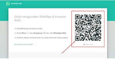 Cara Membuka Whatsapp Web