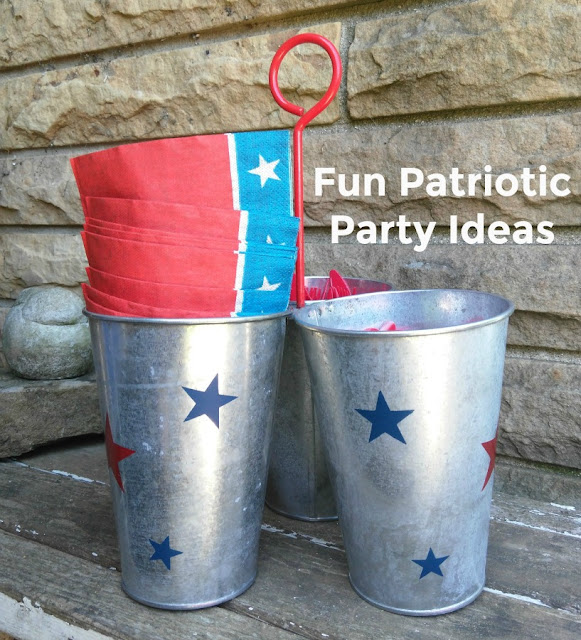 Fun Patriotic Party Ideas and Activities