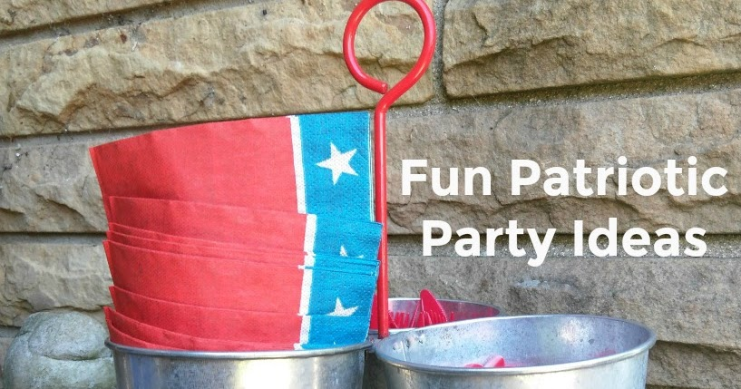 Fun Patriotic Party Ideas and Activities - Kids Creative Chaos on fiesta decorations ideas, pool party decorations ideas, cinco de mayo decorations ideas, graduation decorations ideas, halloween tree decorations ideas, strawberry shortcake decorations ideas, beer decorations ideas, cocktail party decorations ideas, weddings decorations ideas, birthday decorations ideas, anniversary decorations ideas,