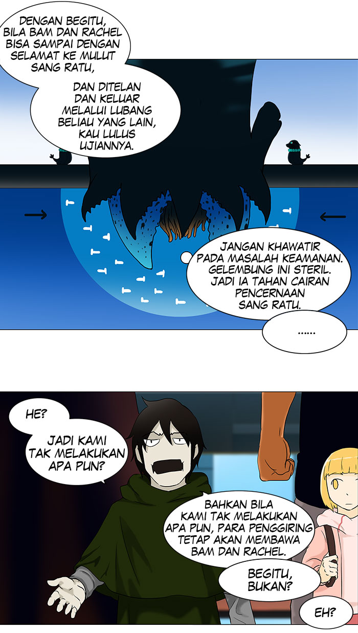 Tower of God Bahasa indonesia Chapter 60
