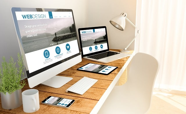 website designs inspire new site
