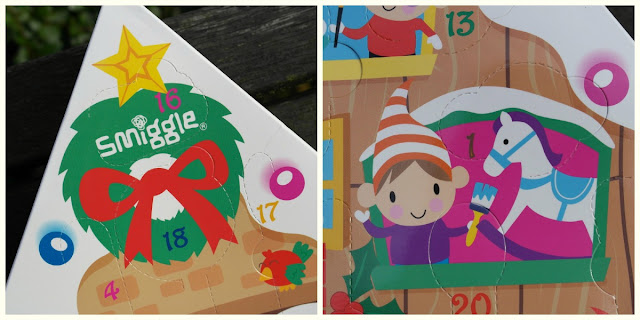 Smiggle Advent Calendar 2015