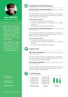 [CV WORD] Un template de CV professionnel gratuit