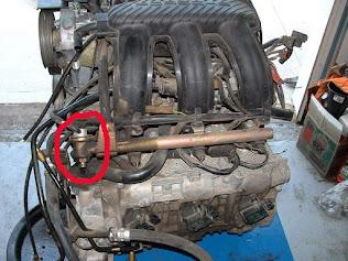 كيفية عمل منظم ضغط الوقود في السيارات وأعراض تلفه