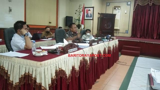 Tuntutan Masyarakat Terkait Kinerja Pemkab Bartim Kembali Digelar pada RDPU di Gedung DPRD