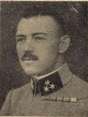 Karl Wertheimer századosként (A volt cs. és kir. 83-as és 106-os gyalogezredek története és emlékkönyve)
