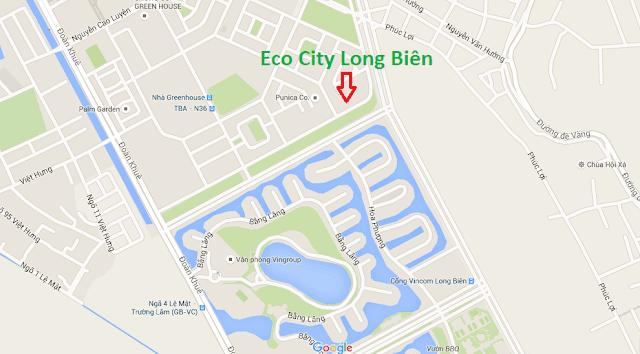 Chung cư Ecocity Long Biên.