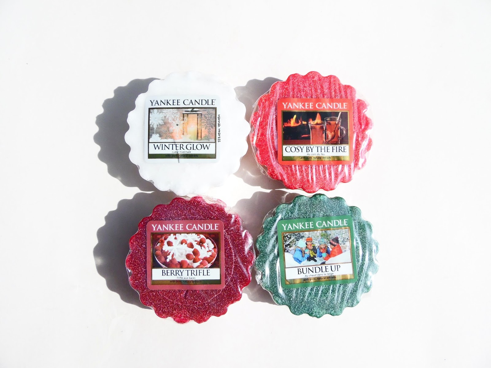 Yankee Candle Christmas Scents 2015