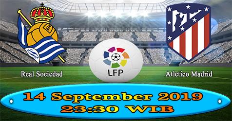 Prediksi Bola855 Real Sociedad vs Atletico Madrid 14 September 2019