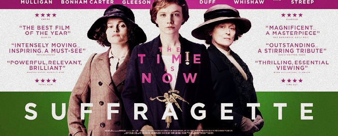 Suffragette film and DVD release