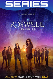 Roswell New Mexico Temporada 2 HD 1080p