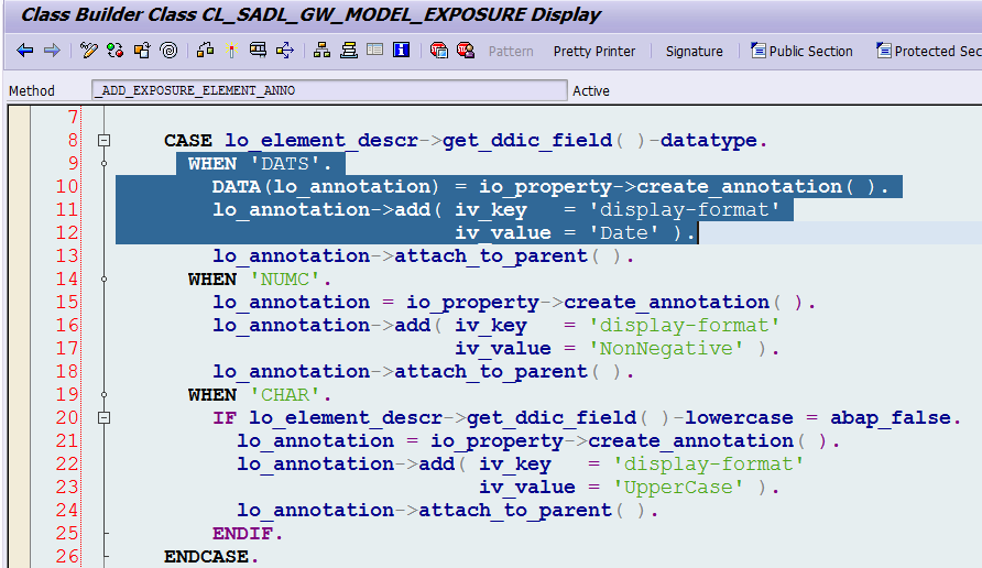 SAP ABAP Central: My summary of different approaches for annotation