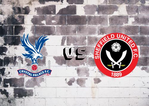Crystal Palace vs Sheffield United  Resumen