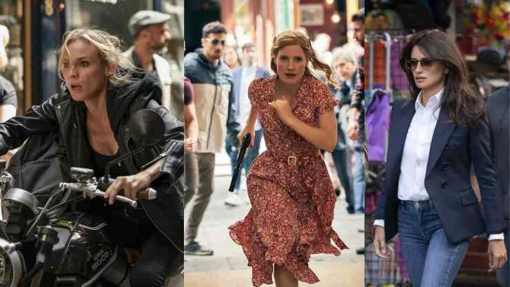 Woman spy thriller 'The 355' ka pehla trailer release