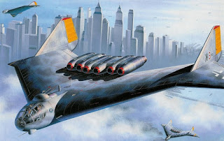 El proyecto Amerika Bomber