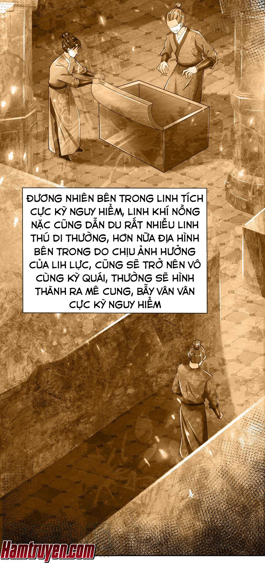Nghịch Thiên Kiếm Thần chap 250 - Trang 7