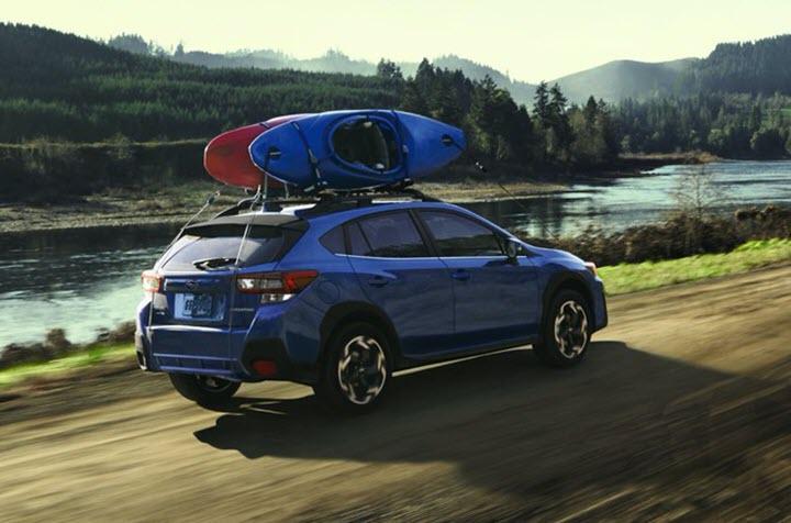 Subaru Crosstrek 2021 nâng ấp động cơ mạnh hơn