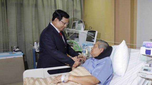 Tiga Elit Demokrat-Gerindra Akan Dahului Pertemuan SBY-Prabowo