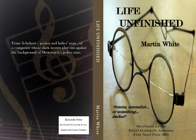 life-unfinished, martin-white, book