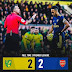 Norwich City 2 - 2 Arsenal (English Premier League) 19/20 | Watch And Download Highlight