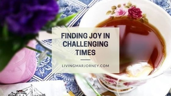 Finding Joy In Difficult Times