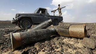Menteri Pertahanan Yaman Selamat dari Serangan Rudal Teroris Syiah Houthi