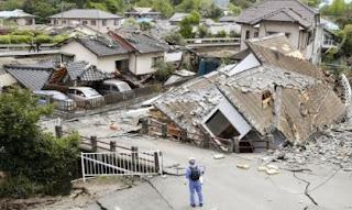Arti Mimpi Gempa Bumi