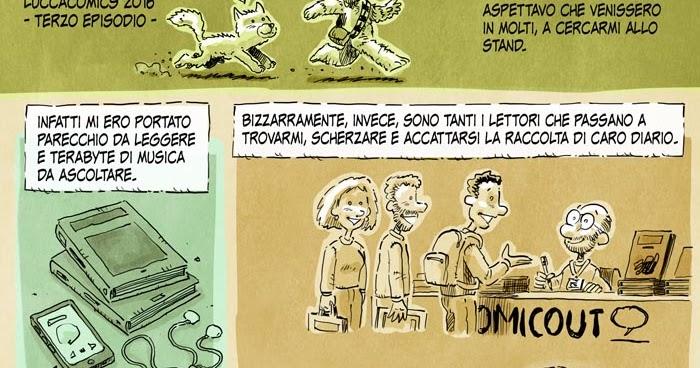 Resoconto da Lucca, tra alieni, fans e cioccolatini