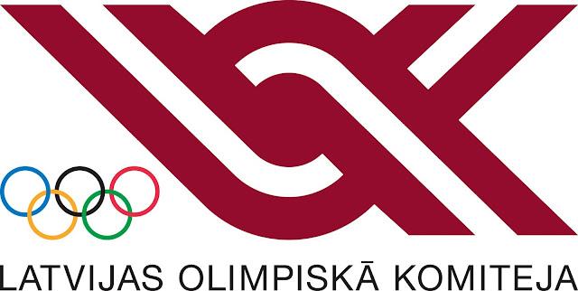 Логотип Латвийского олимпийского комитета