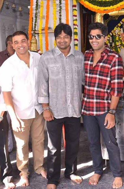 Harish Shankar's Next with Allu Arjun , Dil Raju's Next with Allu Arjun
