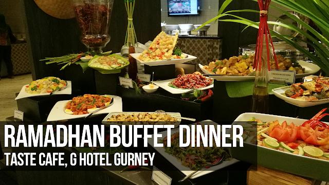 Ramadan Buffet Penang