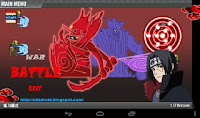 Naruto Senki ITACHI ADVENTURE Mod+Apk v1.17 New