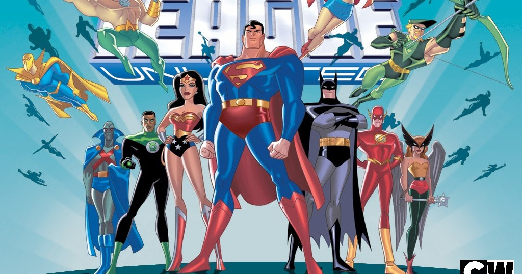 Justice league cartoon in hindi season 1 episode 1
