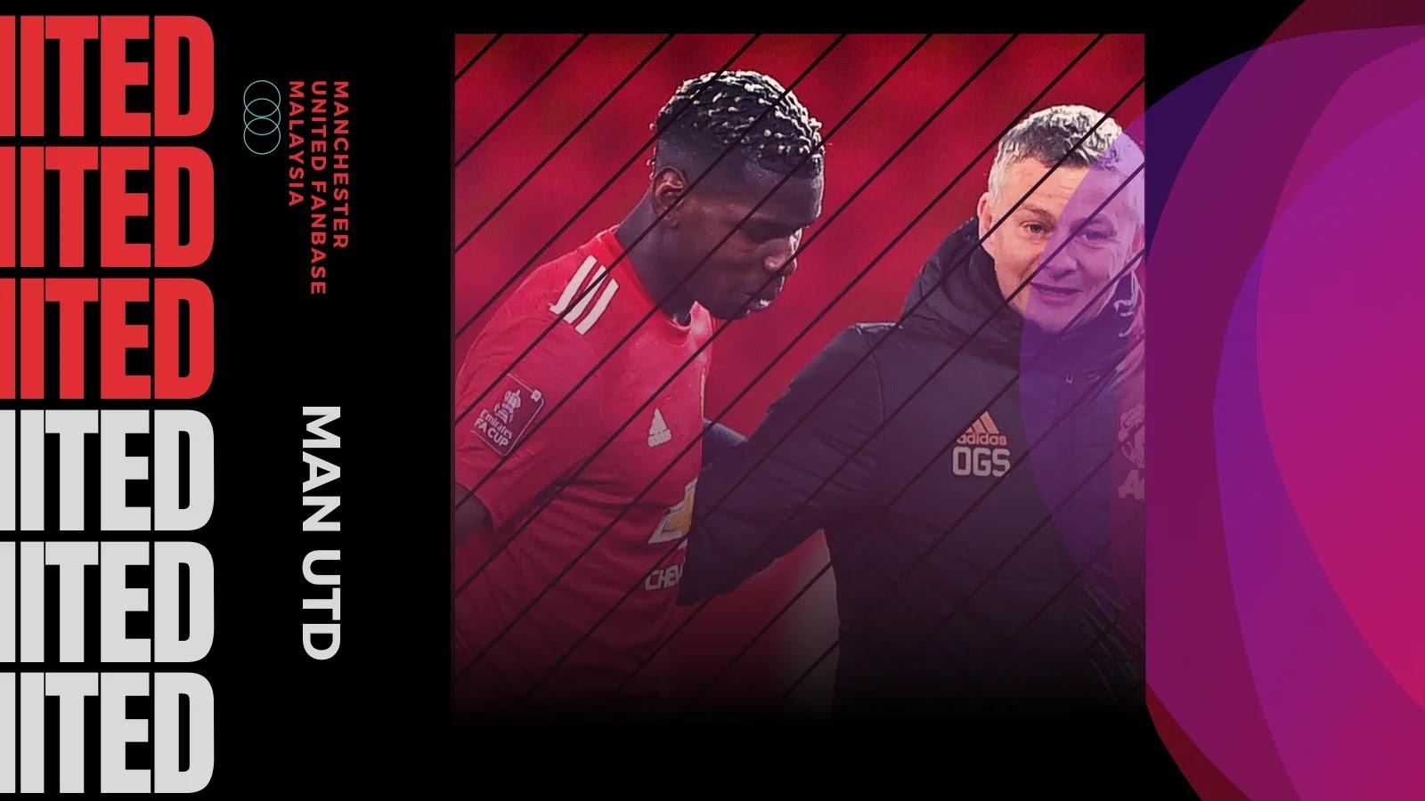 5 Sebab Pogba Bukan Lagi Masalah Bagi Man United